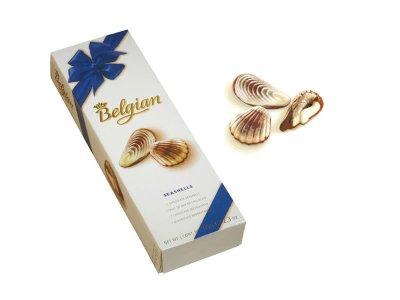 Belgische Pralinen<br> Belgian Pralines<br>Seashells