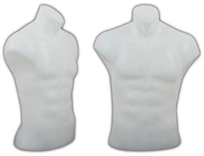 Body torso bust<br> mannequin man Men<br>Male Female NEW