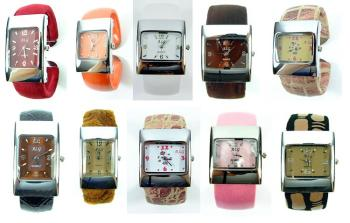 Ladies Watches Clock Watch Watch Spannenuhr € 2.96