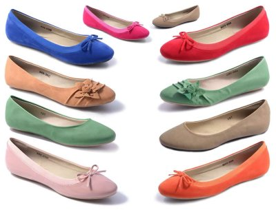 Ballerina Ballerina Shoes Moccasins Shoes Moka
