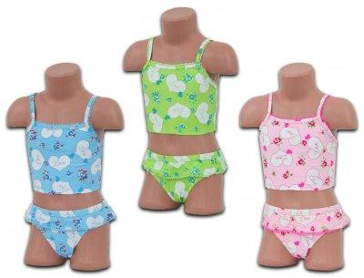 Les filles bikini<br> bikini maillot de<br>bain triangle