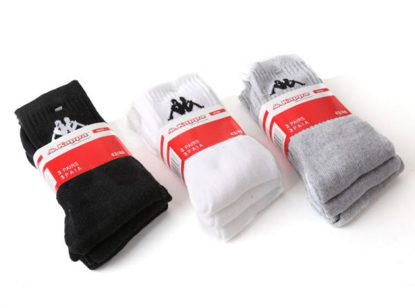 Original Kappa<br> socks stockings<br>leisure in 3 color