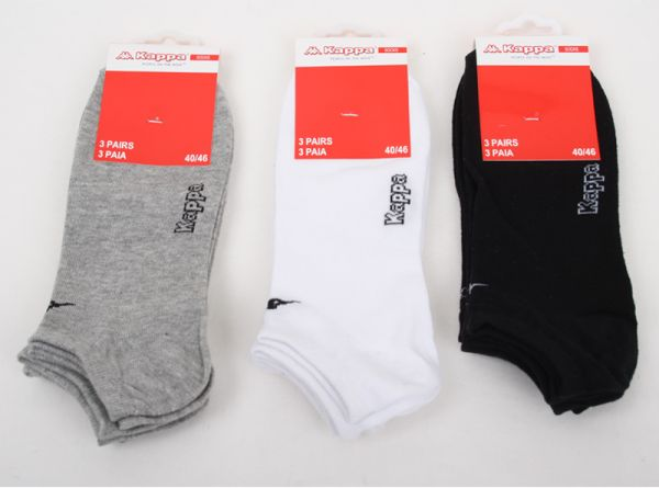 Original Kappa<br> Sneackers Socken<br>Socks Strümpfe