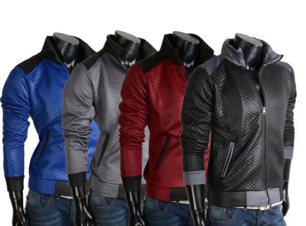 Męska bluza Sweat<br> Jacket Bluzy<br>przejście