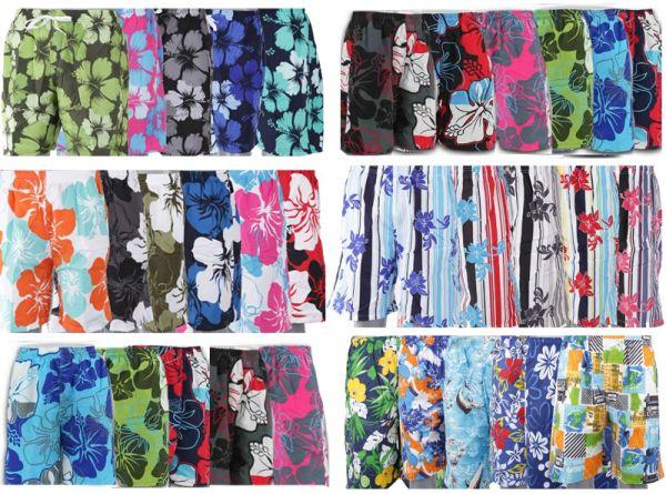 Bermudes Surf<br> Shorts de bain<br>bermudas maillots de
