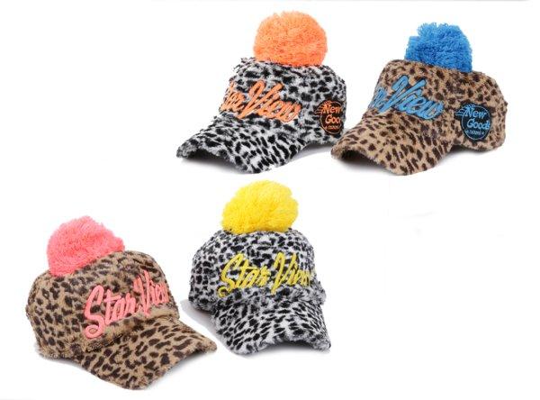 Pluche Bobble Hat<br> Cap Caps<br> Kleurrijke Winter ...