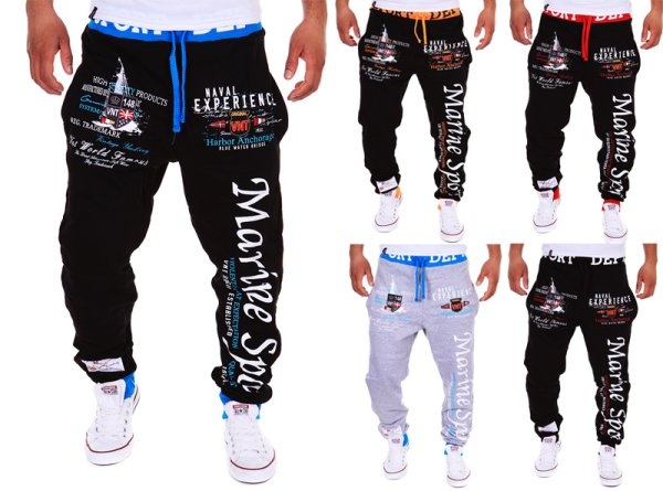 Mens Jogging Pants<br> Sport Trousers<br>Leisure Training
