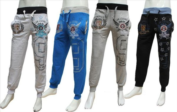 Ladies jogging<br> pants sports<br> trousers Leisure ...