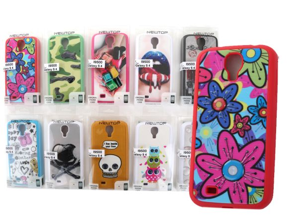 Handy Smartphone<br> Cover Hard Shell<br>Galaxy S4