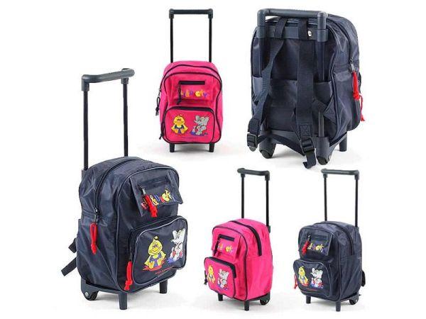 Girls Boys Kids<br>backpacks Trolleys