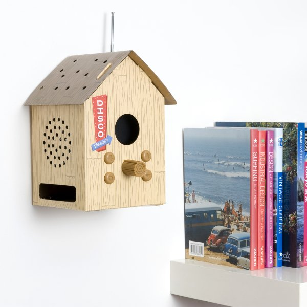 Bird House Disco radio
