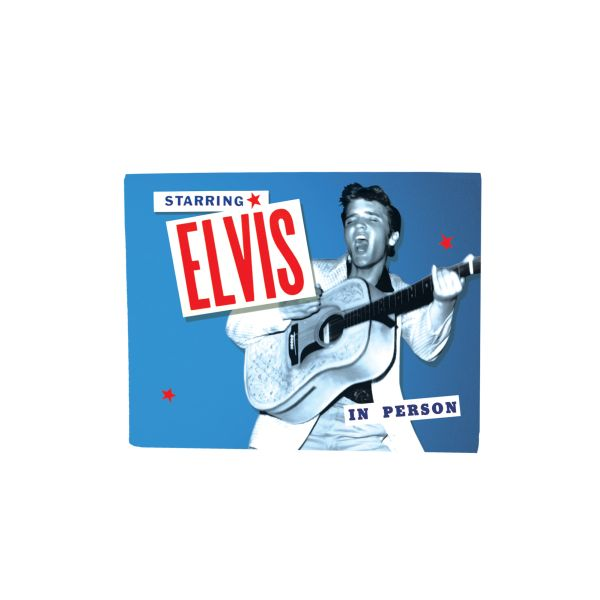 Tyvek wallets with<br>Sound - Elvis