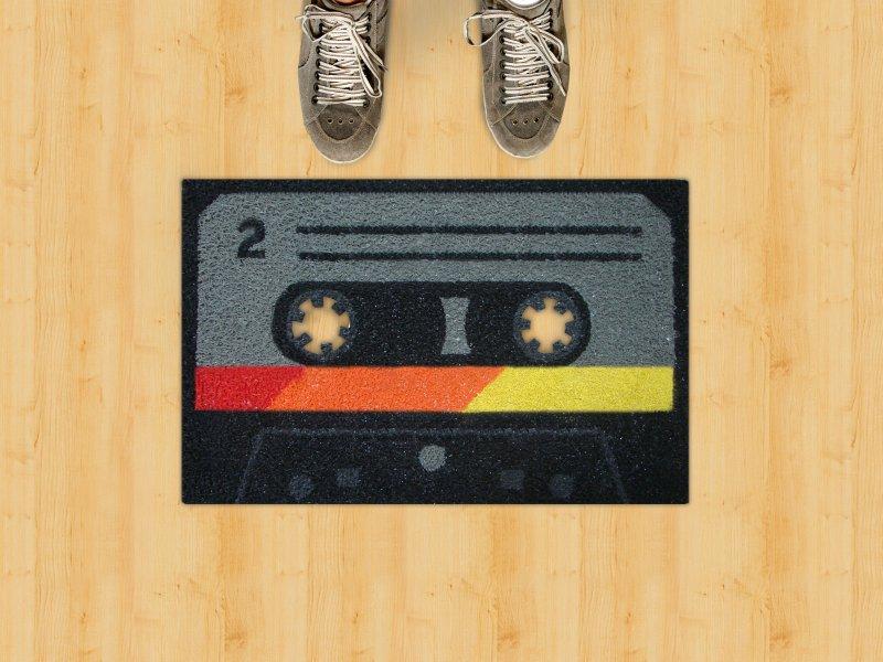 2 Tape Doormat 60x40