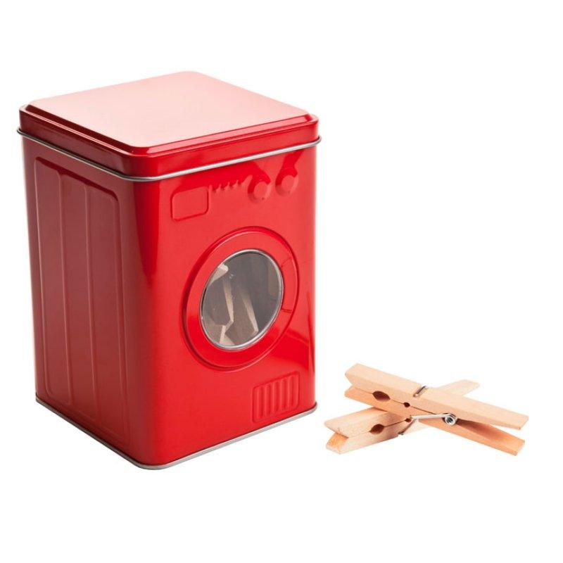Clothespin<br>Waschmaschinenbox