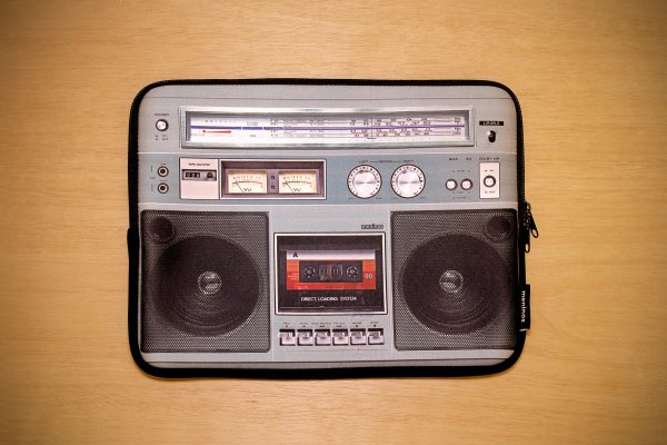 BOOMBOX Laptop<br>Sleeve 15