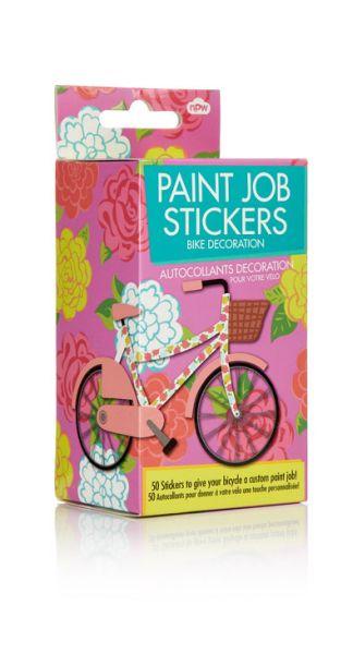 Paint job - Flowers