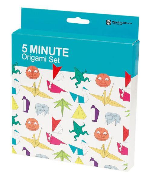 Origami Set - 5 minute
