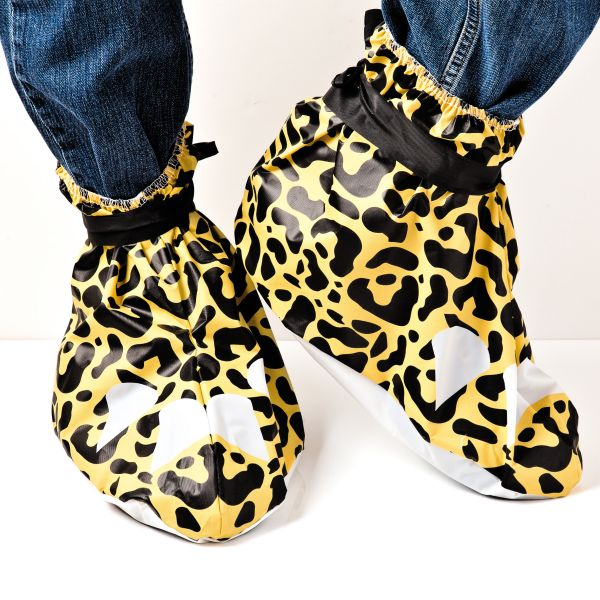 Festival Feet<br>Animal - Leopard