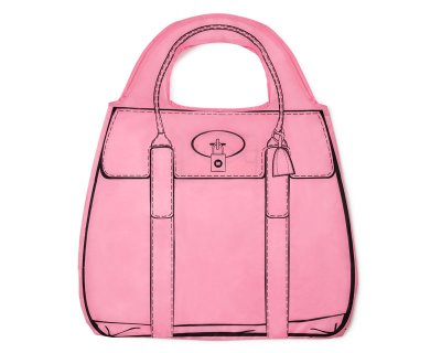 XXL Shopperholic<br> shopper tote bag<br>fold