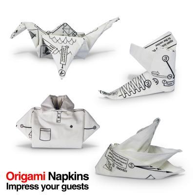 Origami Servietten