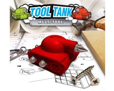 Craftsmen tank - red