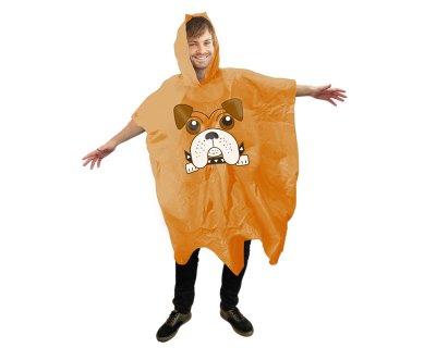 Boxer rain cape