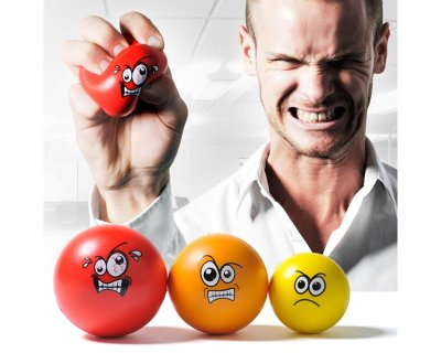 Stress Ball Set<br>for anger management