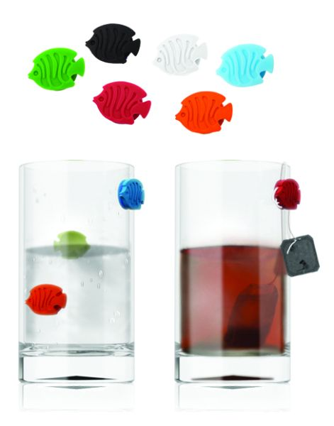 Glass marker<br> Aquarium Set of 6<br>in the display