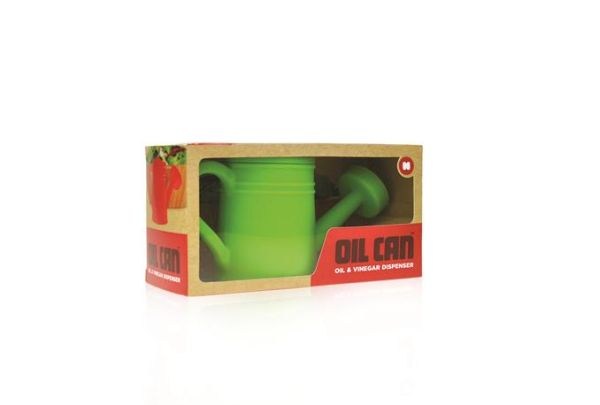 Oil and vinegar<br>green watering can