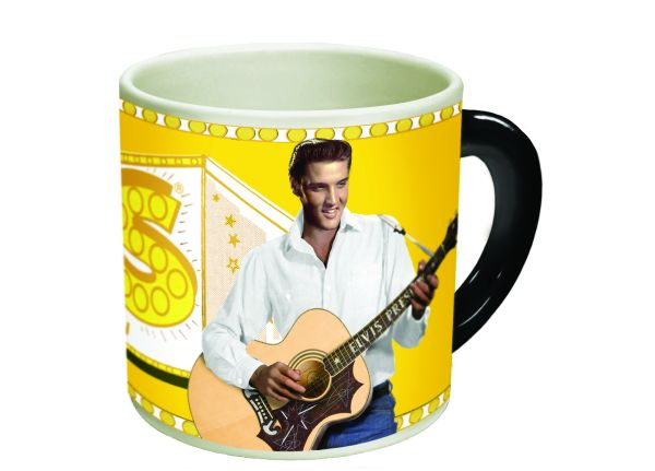 Elvis Timeless<br> coffee mug<br>temperatursensitivq