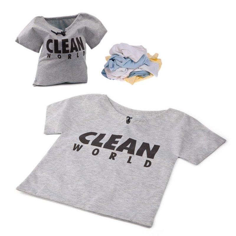 Wäschesack<br> CleanWorld,<br>polyester