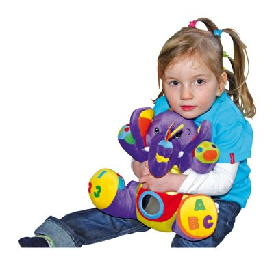 Babyspielzeug<br>Elefant Lili