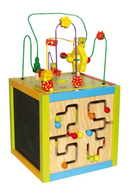 ACTIVE CuBe LARGE<br>/ PUSH PLAY TOYS