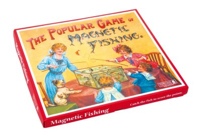 NOSTALGIA FISH<br> GAME FISHING /<br>Társasjátékok