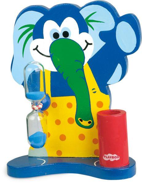 Toothbrushing<br>Clock  Elephant