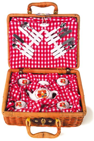 Picnic Basket<br> Breakfast