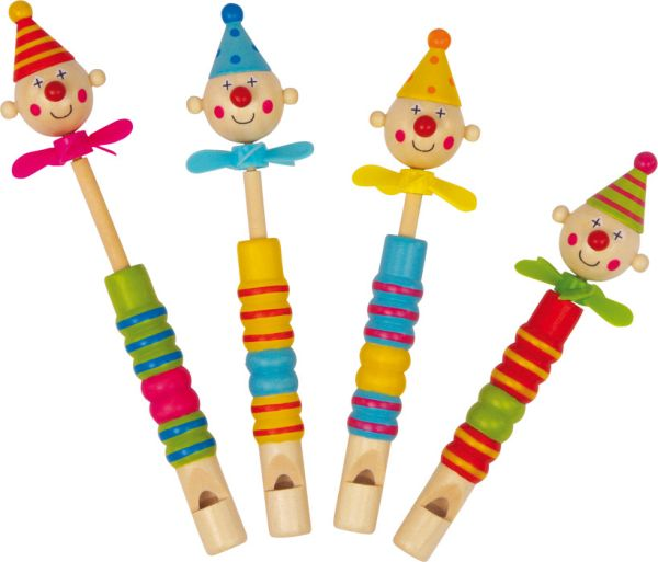 Flutes Clown