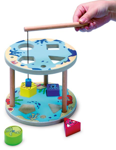 Fishing-& Shape<br>Sorting Game