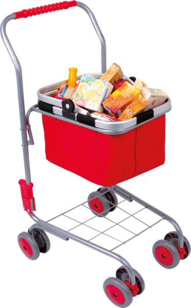 Shopping Trolley<br>with Carry-Bag