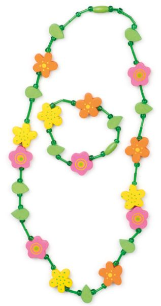 Set gioielli<br> Campo di fiori