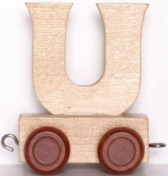 ca. 9 cm Lettertrein - U