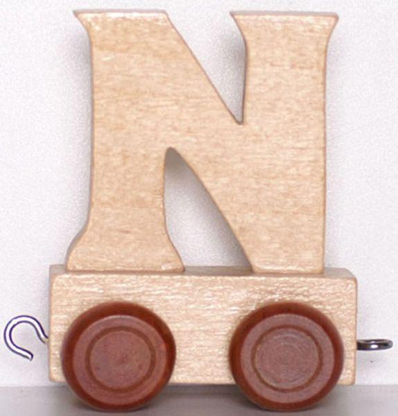 ca. 9 cm Lettertrein - N