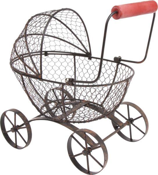 Deko-Pflanzen<br>Kinderwagen