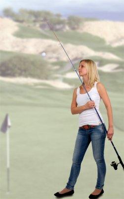 Horgászat Golf