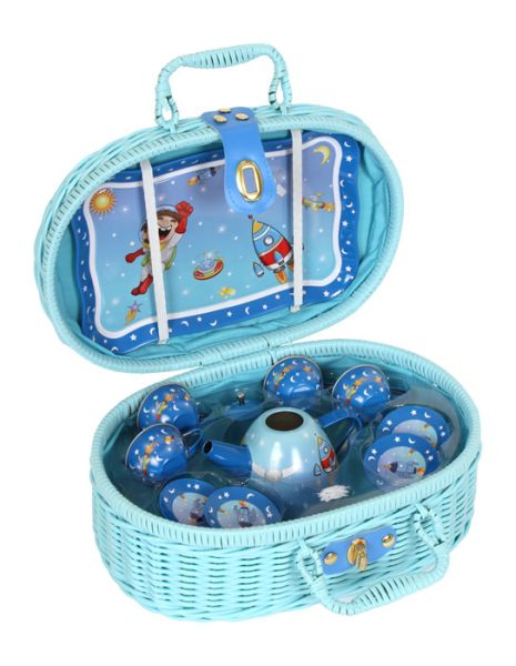 Picnick Basket<br> Space Travel