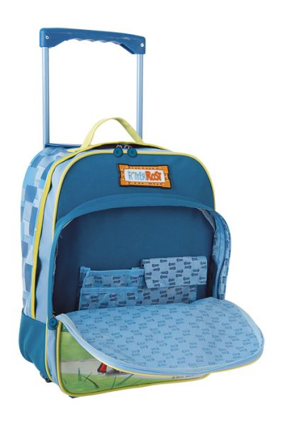 Ritter Rost 2-tlg.<br>Kindertrolley Set