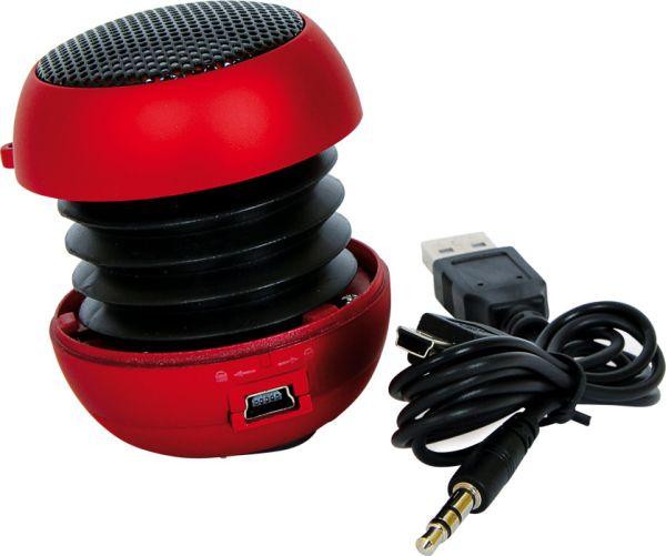 Transportable Speaker