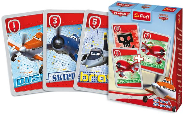Planes Playing<br> Cards &quot;Fekete<br>Péter&quot;
