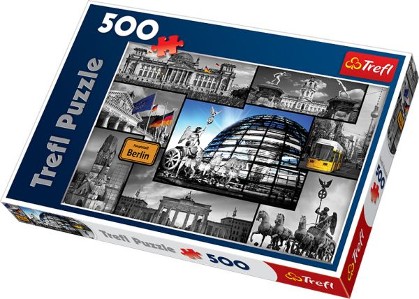 Puzzle Berlin 500 pieces