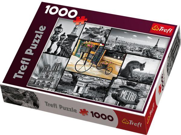 Puzzle Paris 1000 pieces